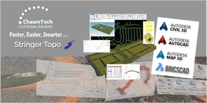 Survey software built by surveyors for surveyors